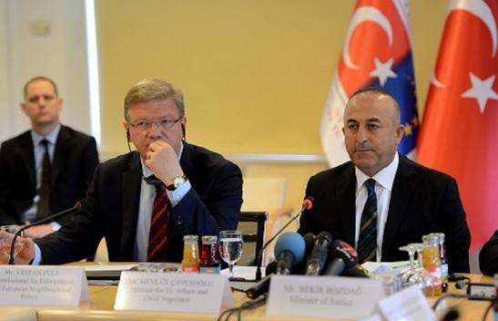 Füle Türkiye'nin AB sürecini değerlendirdi