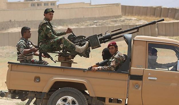 Salahaddin'deki operasyonlarda 19 Irak askeri öldü