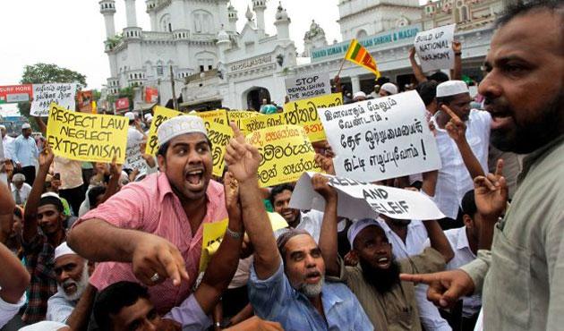 Sri Lanka'da Müslümanlara yönelik saldırılara eleştiri