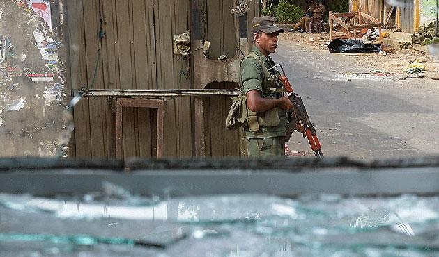Sri Lanka'da Müslümanlara saldırıda 49 gözaltı