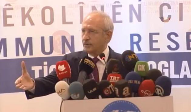 Kılıçdaroğlu Diyarbakır'da: 1930'ların CHP'si değiliz