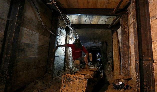 DEAŞ'ın Başika'daki tünelleri ortaya çıkıyor