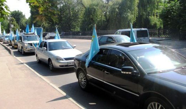Kırım Tatarlarına bir kutlama yasağı daha