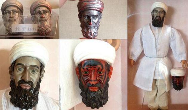 CIA korkutmak için Bin Laden oyuncakları yapmış