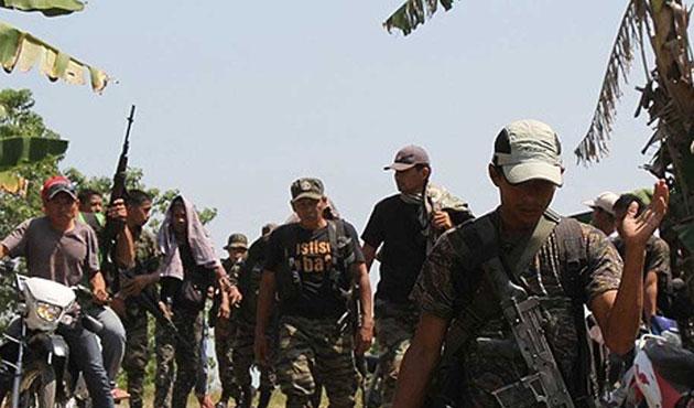 Filipinler'de Ebu Seyyaf saldırısı