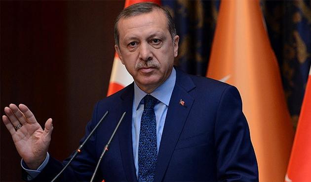 Erdoğan: Belgeler ortada, itirazım var