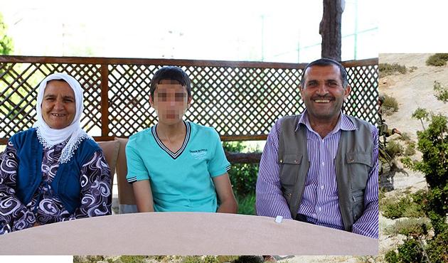 PKK, çocuklardan birini daha bıraktı