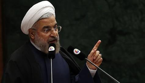 Ruhani: Nükleerin tek çözümü müzakeredir