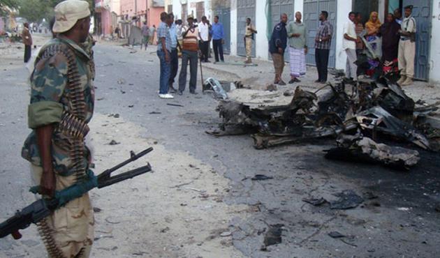 Kenya'dan Şebab'a yönelik operasyon: 80 ölü