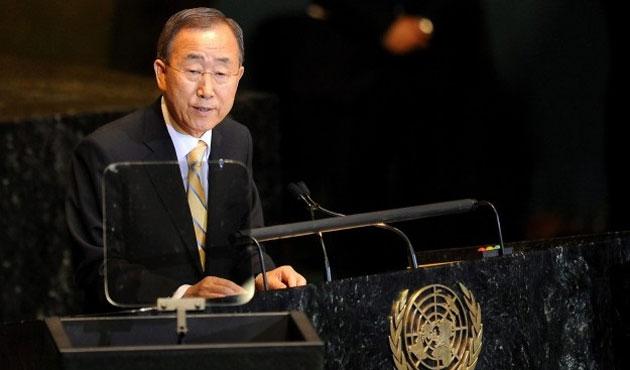 Ban Ki, bugün Gazze'ye gidecek