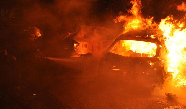Lübnan'da kontrol noktasında patlama