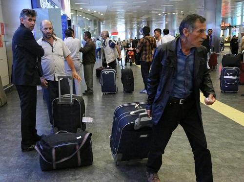 Fransa vatandaşlarına Libya'yı terk edin dedi