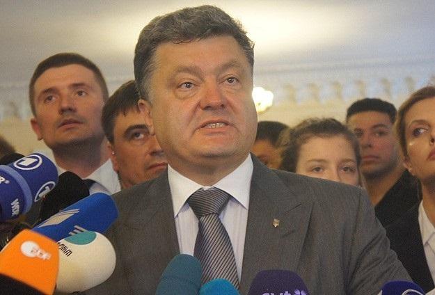 Poroşenko, Yatsenyuk hükümetinin istifasına itiraz etti