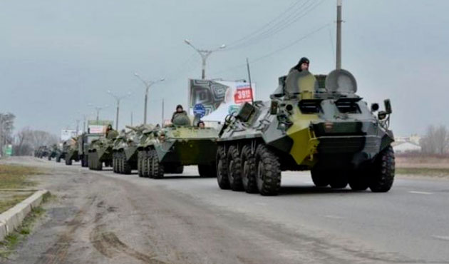 Rusya'dan Ukrayna'ya yaptırım tehdidi