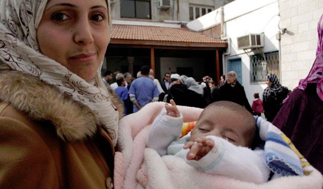 Gazze'de yakıt krizi ameliyatları erteletiyor