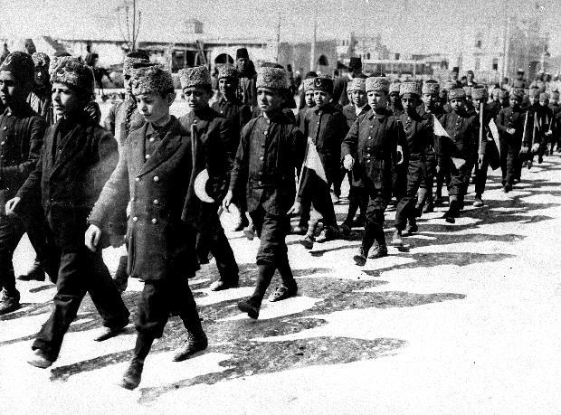 Tam 96 yıl önce bugün, savaş resmen bitti…