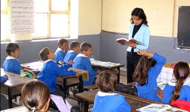 15 bin öğretmenden bin 328'i Şırnak'a atandı