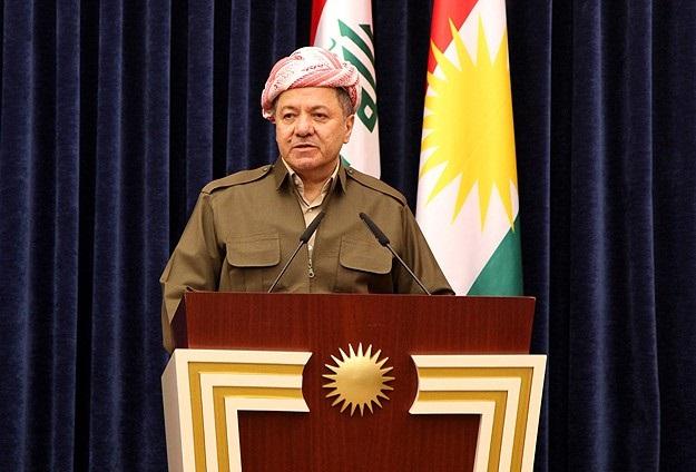 Barzani: Irak bölündü, sorumlusu da biz değiliz