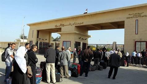 Gazzeliler Refah Kapısı'nın açılmasını istiyor