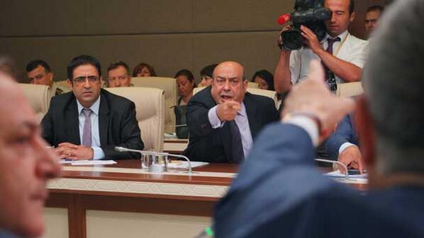 'Süreç Yasası' görüşmelerinde MHP-HDP gerilimi