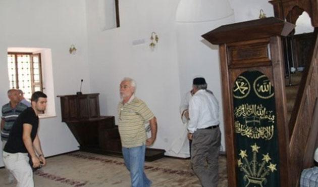 Tek parti döneminde satılan cami aslına döndü
