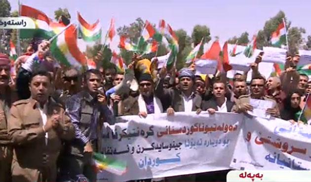 Barzani'nin bağımsızlık referandumu açıklaması bekleniyor