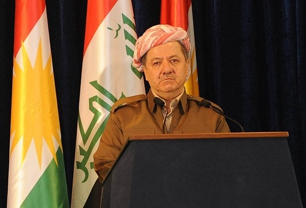 İbadi'ye bir destek de Barzani'den