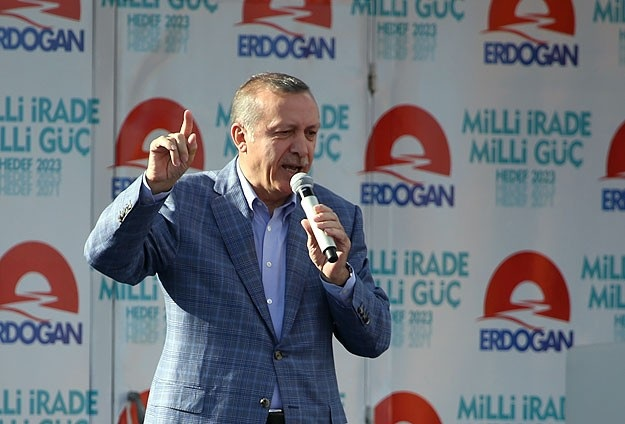 Erdoğan: En güzel cevabı sandık verir