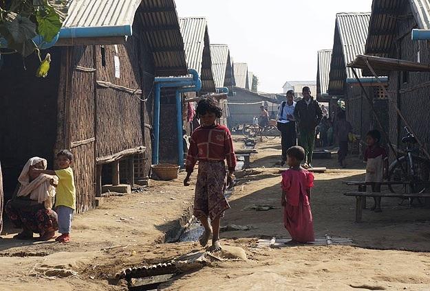 Arakanlıların kamplarında bebek ölümleri artıyor