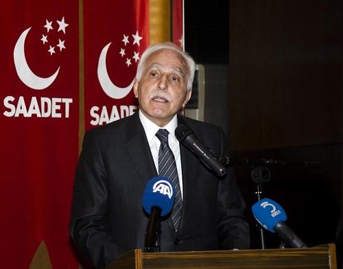 Saadet, kararını 19 Temmuz'da açıklayacak