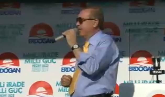 Erdoğan, Yozgat'ta konuşuyor-CANLI