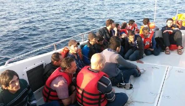 İzmir'de 147 kaçak yakalandı
