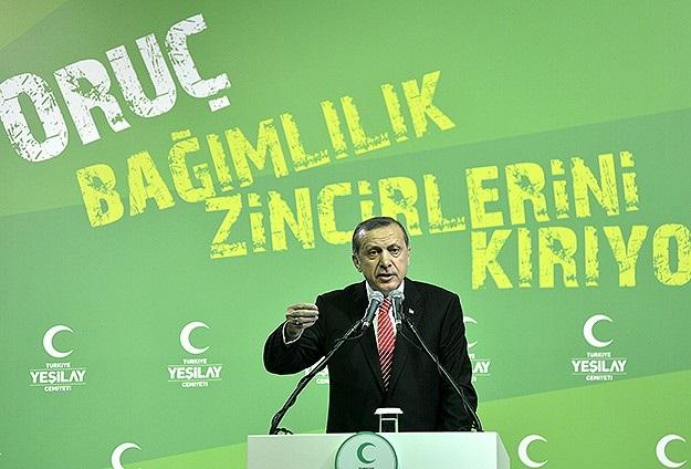 Erdoğan: Uyuşturucuyla etkin mücadele sürdüreceğiz