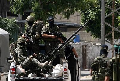 İsrail mevzilerine tanksavar saldırısı