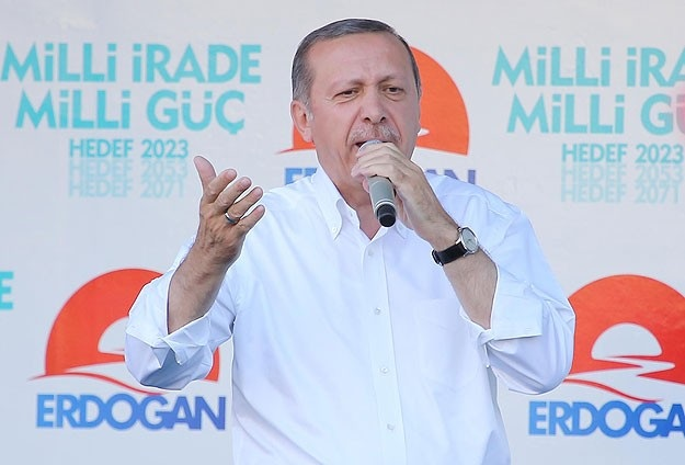 Erdoğan, İhsanoğlu'nun bağışını iade etti