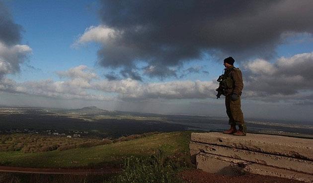 Suriye ile İsrail arasında roket ve top atışları