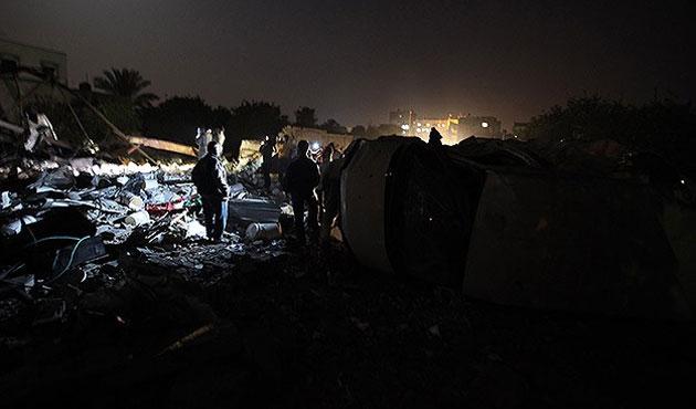 Sina'daki operasyonda 14 kişi öldü