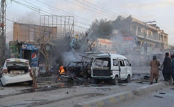 Afganistan'da intihar saldırısı: 89 ölü