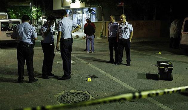 Kartal'da polise saldırı
