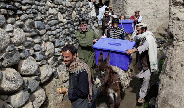 Afganistan başkanlık seçimi sonuçları yarın açıklanıyor