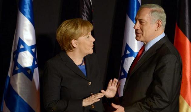 İsrail - Alman ortak bakanlar kurulu toplanıypr