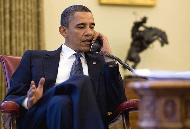 Obama İsrail'e destek verdi