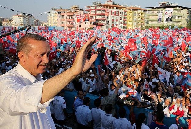 Erdoğan: Hitler'in izinden giden terör devletlerine karşıyız