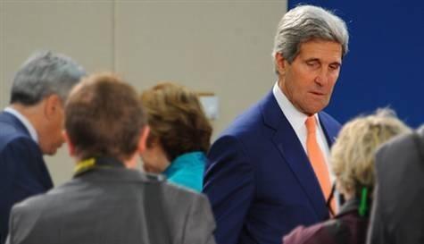 Kerry'den İsrail'e gizli eleştiri