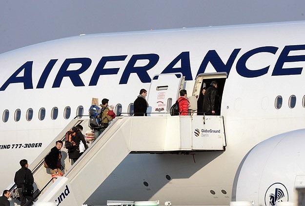 Air France Tel Aviv seferlerini durdurdu