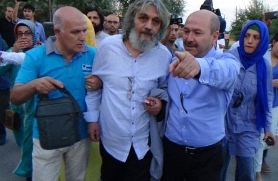 Mirzabeyoğlu cezaevinden çıktı
