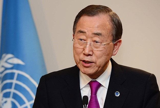 Ban Ki-mun BM'nin ateşkes çağrısını yineledi