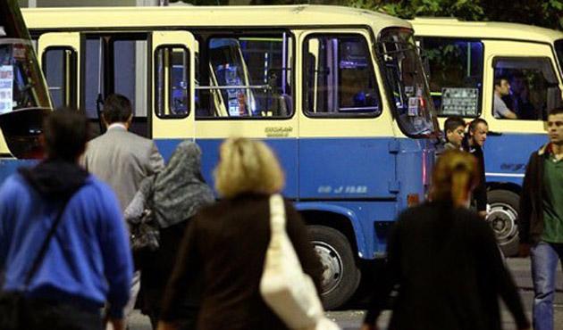 Minibüslerde para devri kapanıyor