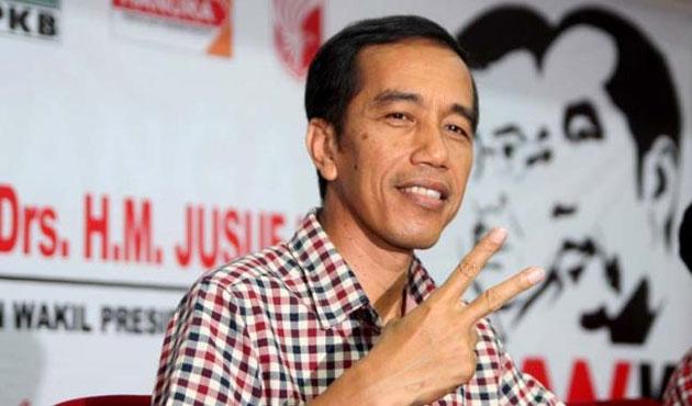 Eski mobilya satıcısı, Endonezya'nın yeni başkanı