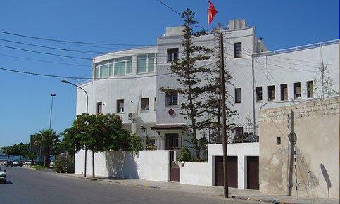 Türkiye de Libya büyükelçiliğini boşalttı